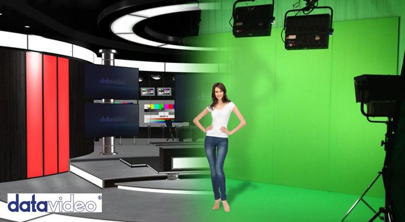 3D Tracking Virtual Studio | LIVE-PRODUCTION TV
