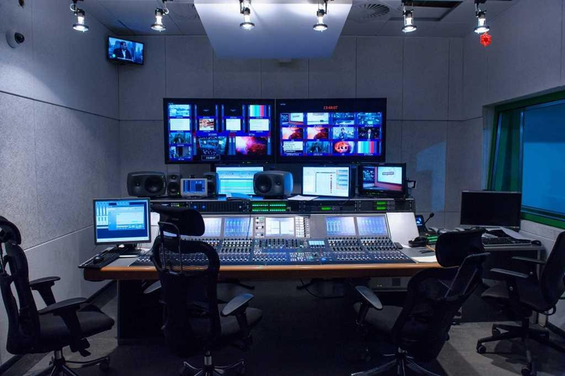 Rt Gears Up For Hd Broadcasting With Lawo Live Production Tv
