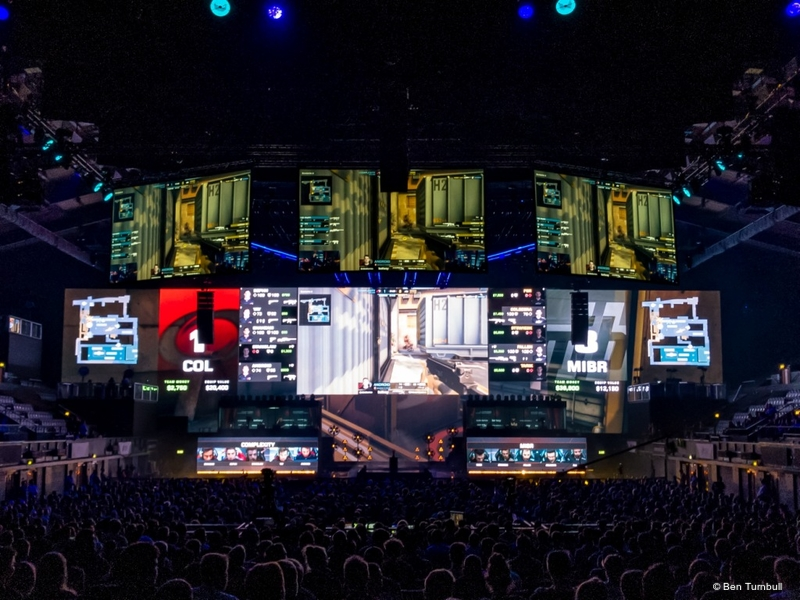 Martin Audio MLA Is a Real Game-Changer At 13th CS:GO Major | LIVE