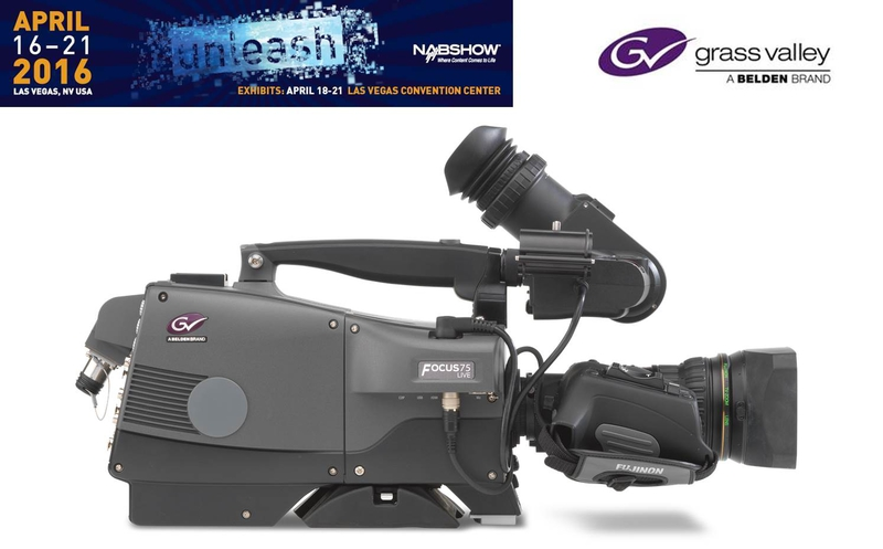 Grass Valley Expands Entry-Level Camera Features with ...