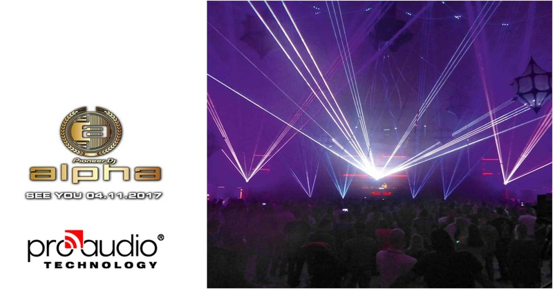 Vt20 Systems At The Pioneer Dj Alpha Festival Live