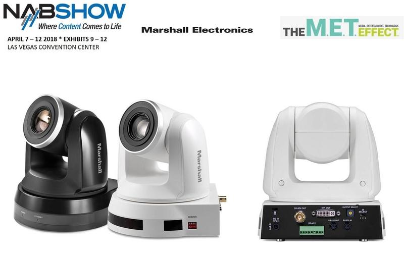b020ee185ef Marshall Electronics Announces New HD PTZ Camera At NAB2018