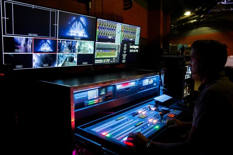 Blackmagic Design Live Solution Used On The 2017 Onerepublic Honda Civic Tour Live Production Tv