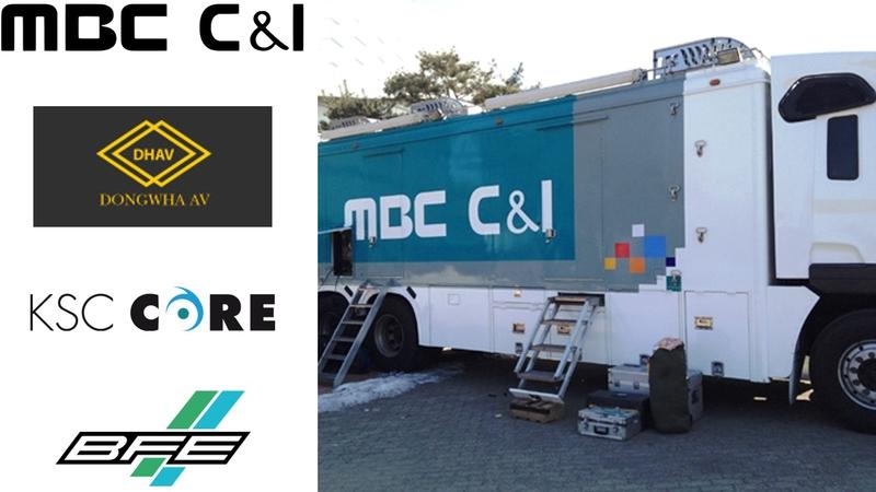 79128091cb MBC South Korea to Use KSC CORE System in 4K OB Van