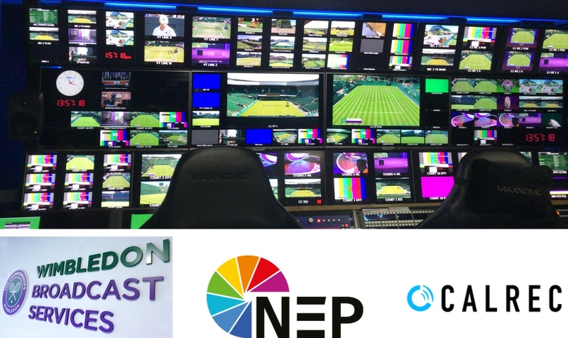 NEP deploys multiple Calrec consoles and routing technology
