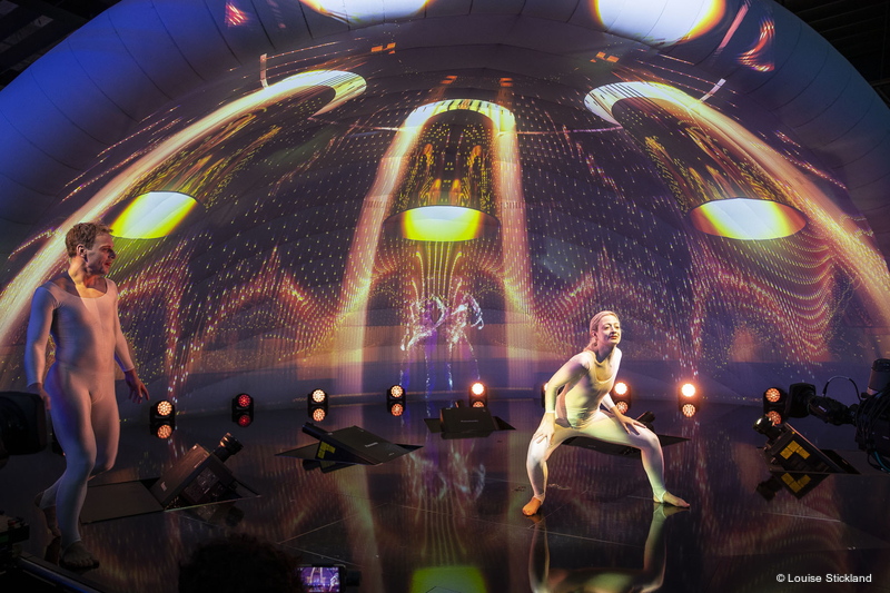 Painting with Panasonic Light at ISE | LIVE-PRODUCTION TV