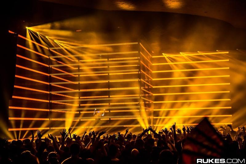 Eric Prydz Tour Usa