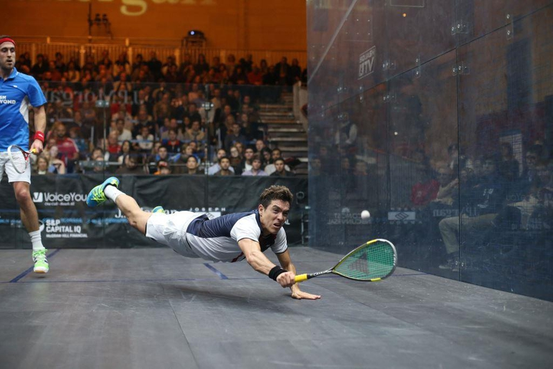 Squash S World Tour All Angles Covered Live Production Tv