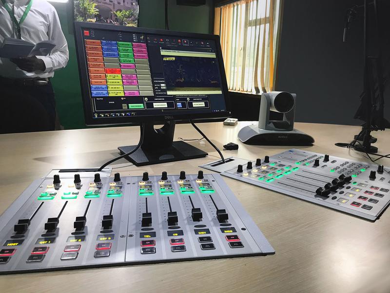 Ramogi Fm Joins The Visual Radio Revolution With Lawo