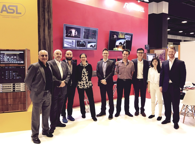 Riedel Products At Broadcastasia2017 Live Production Tv