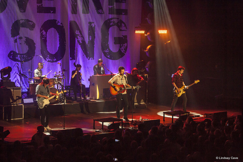 Love Ire & Song for Frank Turner & Robe | LIVE-PRODUCTION TV
