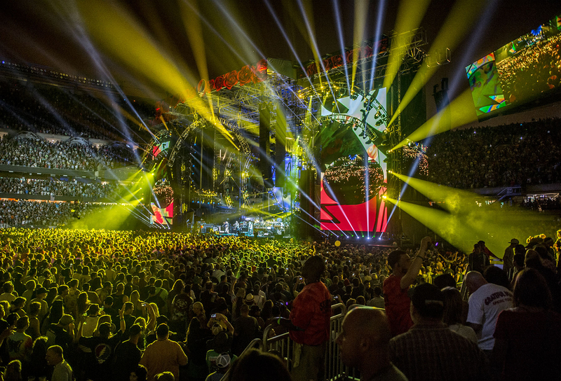 Felix Lighting Invests In Bmfls For Edc And Grateful Dead
