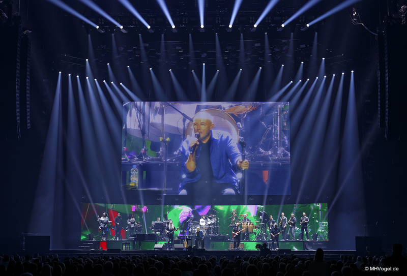 Very Much Alive With Phil Collins Live Production Tv