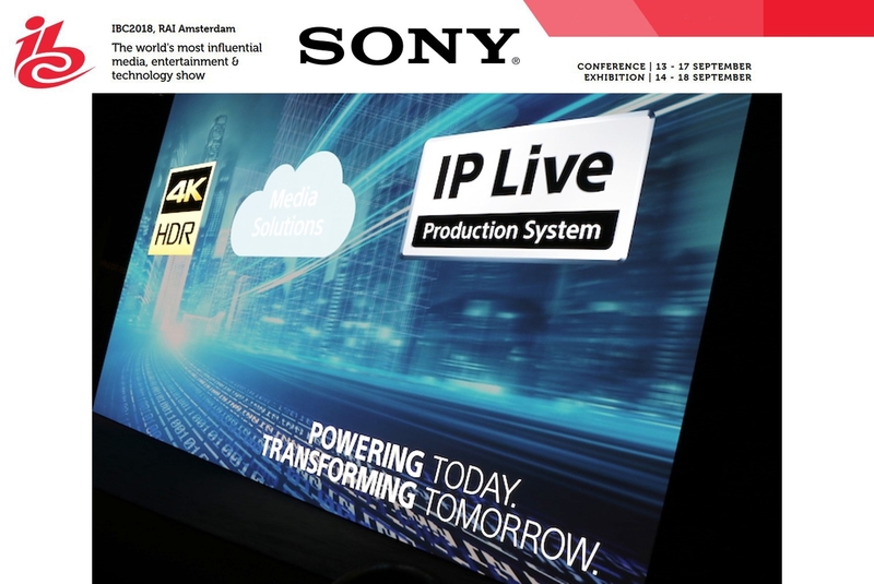 Sony Expands Ip Live Production Solutions Capabilities To Meet Global Demand Live Production Tv I'm positive i can guess where you live with just 20 questions — trust me. sony expands ip live production