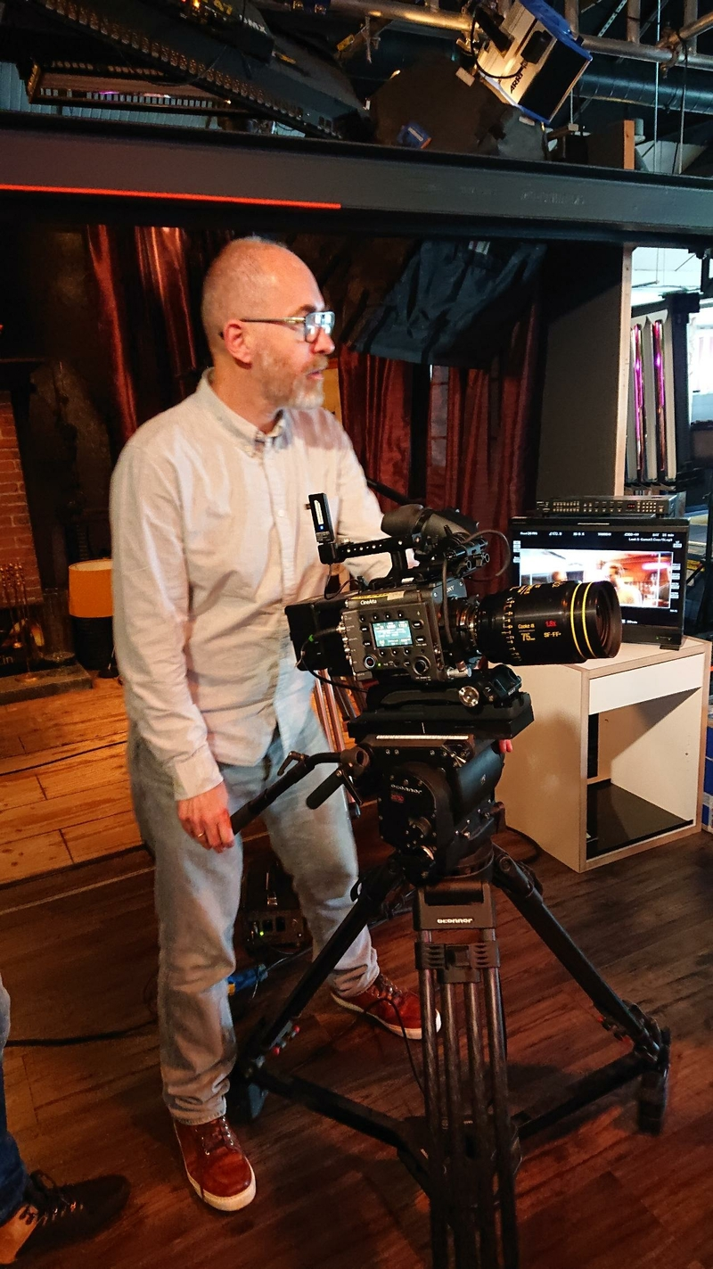 Sony VENICE High Frame Rate will come up to 4K 120fps | LIVE