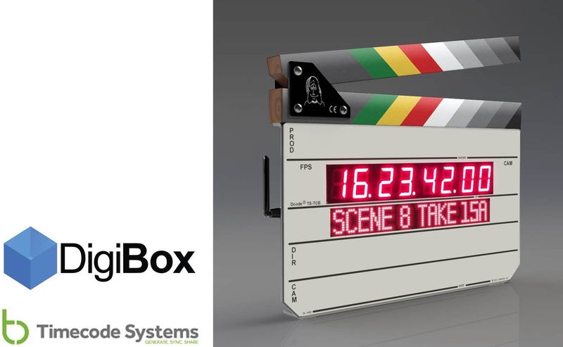 Timecode Systems Chooses DigiBox as Master Distributor in