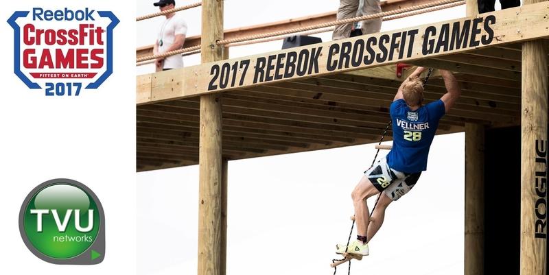Reebok CrossFit Games | LIVE-PRODUCTION TV