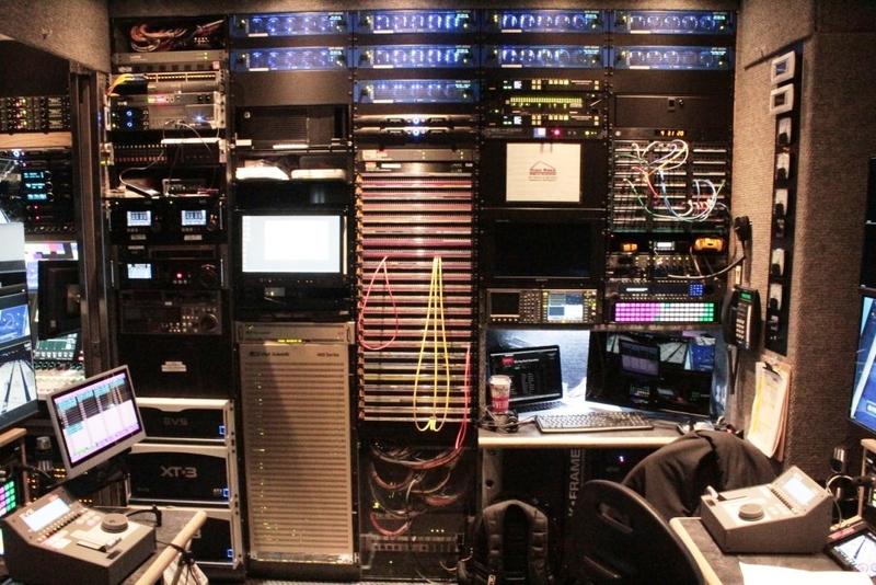 High Rock Mobile Television Chooses Utah 400 Series 2