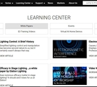 Elation Professional launches new online Learning Center