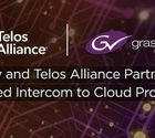 Grass Valley and Telos Alliance Partners Bring Integrated Intercom to Cloud Production