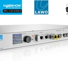 Lawo Showcases AES67 / ST2110 Audio Gateway At NAB