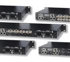 Optocore upgrades M12 MADI switch with MADI redundancy for console engine mirroring