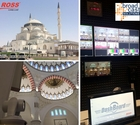 Sharjah Grand Mosque Sings Praises with Broadcast Solutions ME and Ross Video